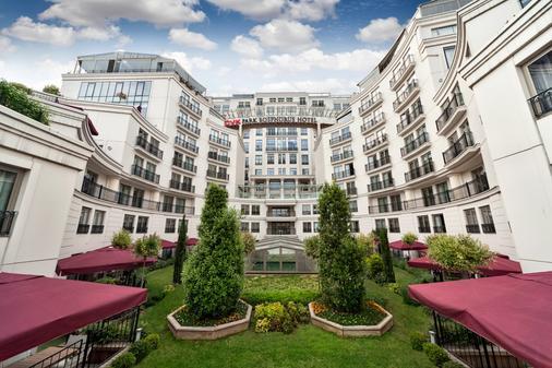 CVK Park Bosphorus Hotel Istanbul - Istanbul - Rakennus