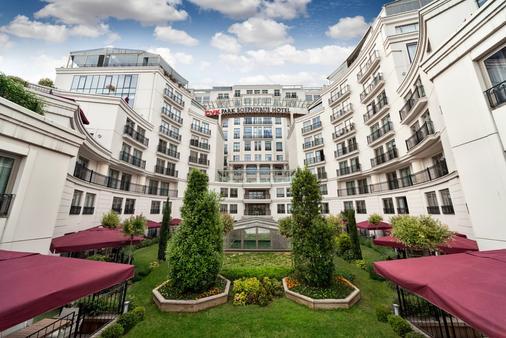 CVK Park Bosphorus Hotel Istanbul - Κωνσταντινούπολη - Κτίριο