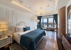 CVK Park Bosphorus Hotel Istanbul - Κωνσταντινούπολη - Κρεβατοκάμαρα