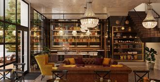Colton House Hotel - Austin - Lounge