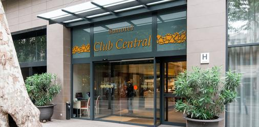 Sunotel Club Central - Barcelona - Budynek