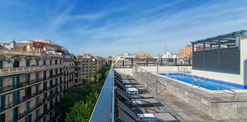 Sunotel Club Central - Barcelona - Pileta
