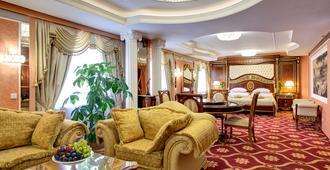 Izmailovo Alfa Hotel - Moscow - Bedroom
