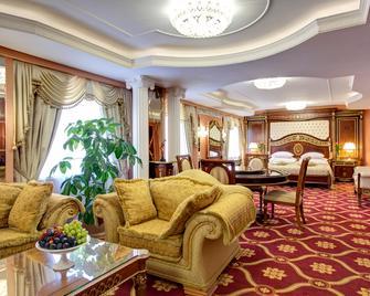 Izmailovo Alfa Hotel - Moscova - Dormitor