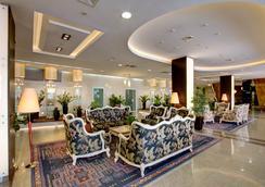 Izmailovo Alfa Hotel - Moscow (Matxcơva) - Hành lang