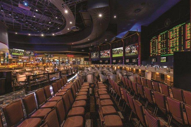 Caesars Suites at Caesars Palace - Las Vegas - Kasino