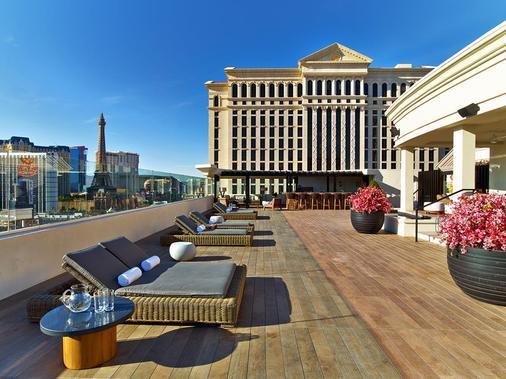 Caesars Suites at Caesars Palace - Las Vegas - Balcony