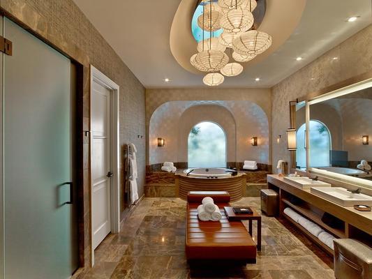 安瑟羅基凱薩宮套房旅館 - 拉斯維加斯 - 拉斯維加斯 - 浴室