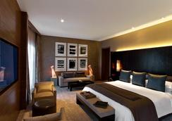 安瑟羅基凱薩宮套房旅館 - 拉斯維加斯 - 拉斯維加斯 - 臥室