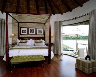 Pumba Private Game Reserve - Grahamstown - Schlafzimmer