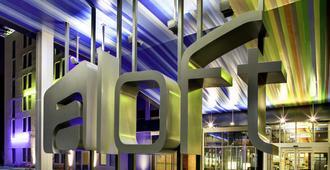 Aloft Santa Clara - San Jose - Building