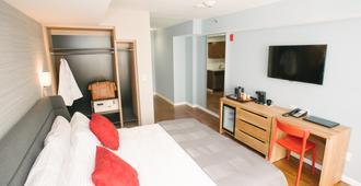 Hotel 32 32 - New York - Schlafzimmer