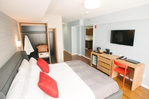 Hotel 32 32 - New York - Bedroom