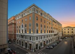 Welcome Piram Hotel - Rome - Gebouw