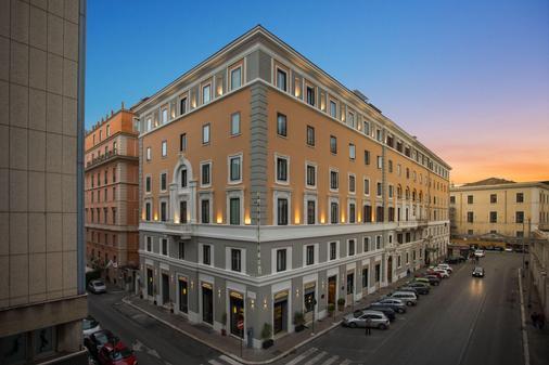 Welcome Piram Hotel - Rooma - Rakennus