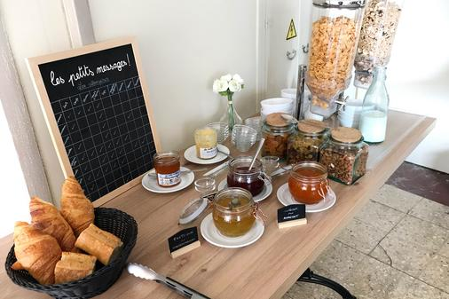 Hôtel Le Magnan - Avignon - Food