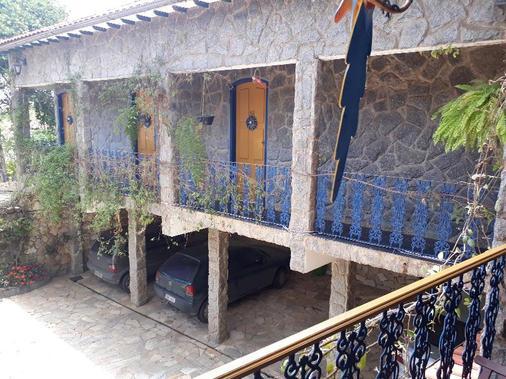 Pousada Santo Expedito - Tiradentes - Näkymät ulkona