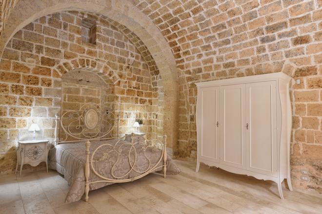 MASSERIA CONTI FILO - Altamura - Bedroom