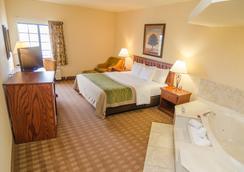 Comfort Inn St. Robert/Fort Leonard Wood - St Robert - Habitación