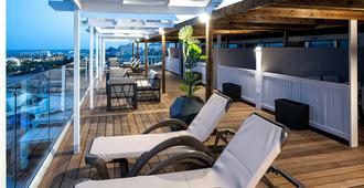 מלון פאלמס אילת - אילת - נוף חיצוני