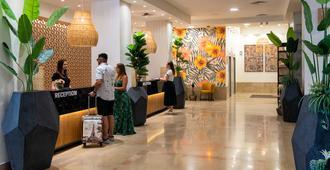 Palms Hotel Eilat - Eilat - Front desk