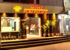 Hotel Puri Palace Amritsar - Amritsar - Gebouw