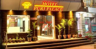 Hotel Puri Palace - Amritsar - Building