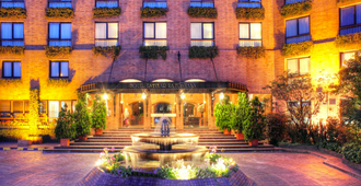 Hotel Estelar La Fontana - Bogotá - Building