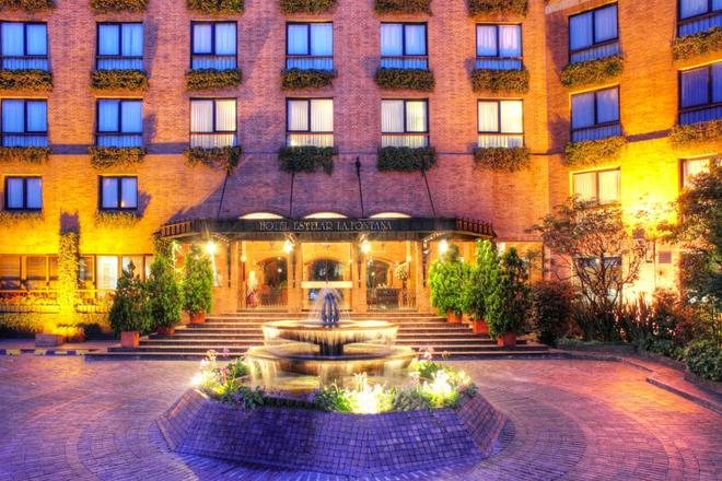 泉水之星酒店 - 波哥大 - 波哥大 - 建築