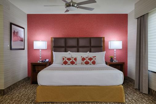 活躍飯店bwi 巴爾的摩華盛頓國際機場閣樓套房飯店 - 漢諾瓦 - 臥室