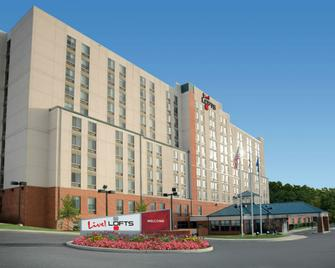 Live! Lofts - Hotel & Suites - Baltimore Washington Airport - BWI - Hanover - Edificio