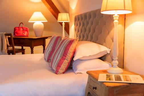 Les Jardins d'Adalric - Obernai - Bedroom