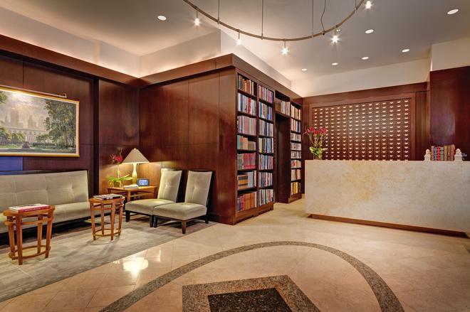圖書館飯店 - 紐約 - 大廳