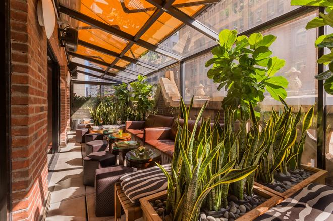 Library Hotel by Library Hotel Collection - New York - Ban công
