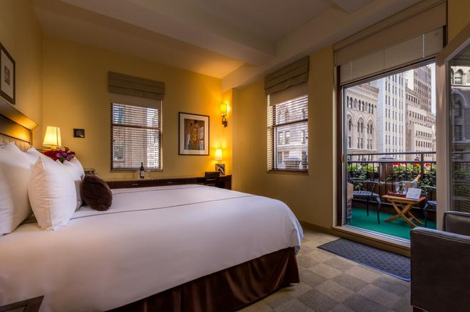 Library Hotel by Library Hotel Collection - New York - Bedroom