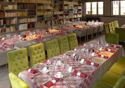 德雷亞酒店-餐廳和Spa中心魅力 - 翁弗勒爾 - 餐廳