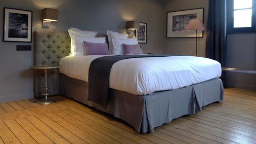 Hôtel Les Maisons de Léa - Honfleur - Bedroom