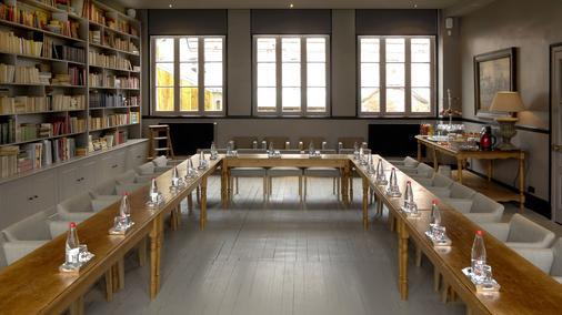 Hôtel Les Maisons de Léa - Honfleur - Meeting room