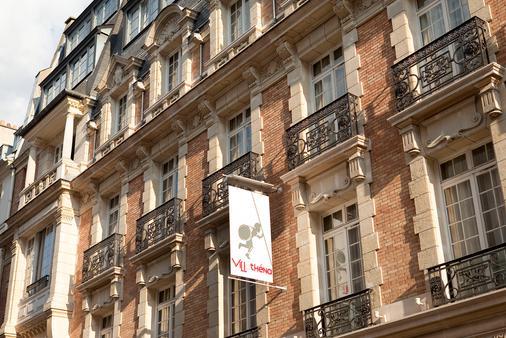 Hotel Villathena - Paris - Building