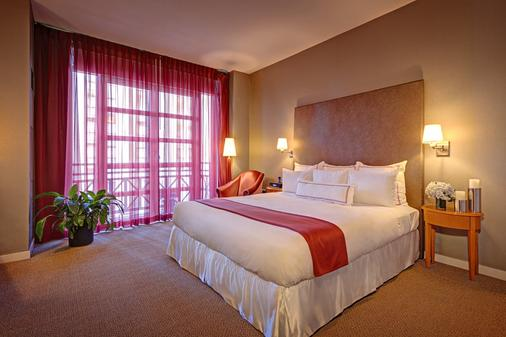 Hotel Giraffe by Library Hotel Collection - New York - Bedroom