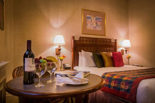 Casablanca Hotel by Library Hotel Collection - New York - Essen