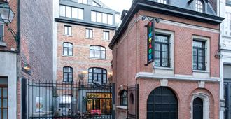 Vintage Hotel Brussels - Brussels - Building