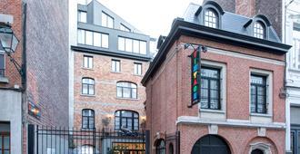 賓特酒店 - 布魯塞爾 - 布魯塞爾 - 建築