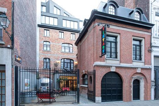Vintage Hotel Brussels - Bryssel - Rakennus