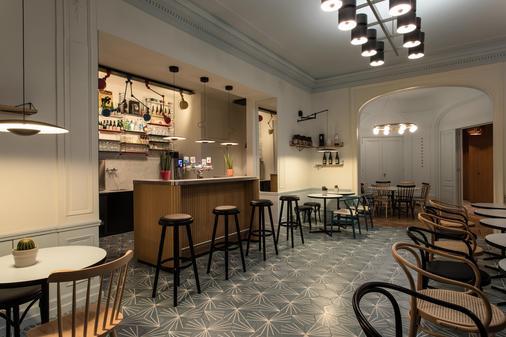 Vintage Hotel Brussels - Bryssel - Baari