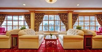 Hotel Elysee by Library Hotel Collection - Nova York - Lounge
