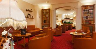Hotel Champerret Elysees - פריז - טרקלין