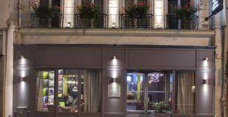 小巴黎酒店 - 巴黎 - 巴黎 - 建築