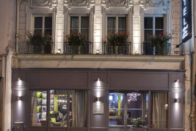 Hotel Le Petit Paris - París - Edificio