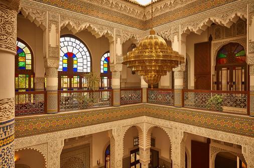 Riad Fès - Relais & Châteaux - Fez - Hallway